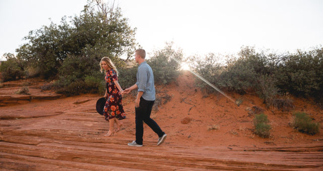 Southern Utah Engagement Photographer